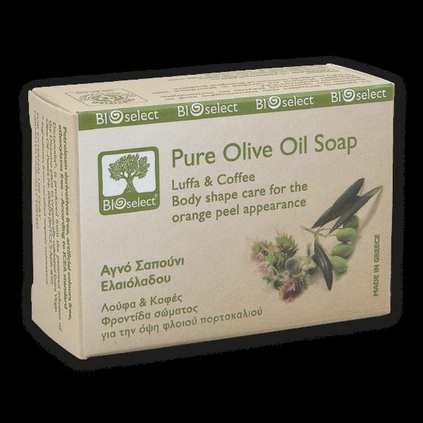 Olive Oil Soap Anti-cellulite Body Care 80ml